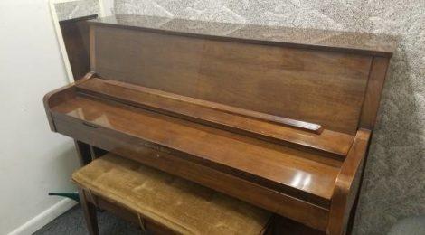 For sale: studio pianos